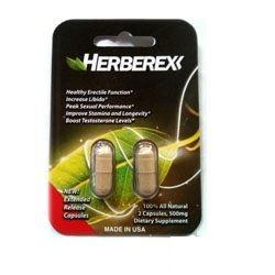 Thảo dược tăng cường sinh lực nhanh chóng-Herberex USA